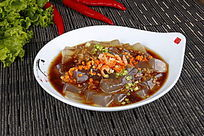 中国菜拌凉粉