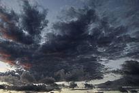 丰富多彩自然界云