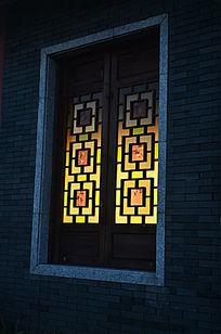 复古窗花图片