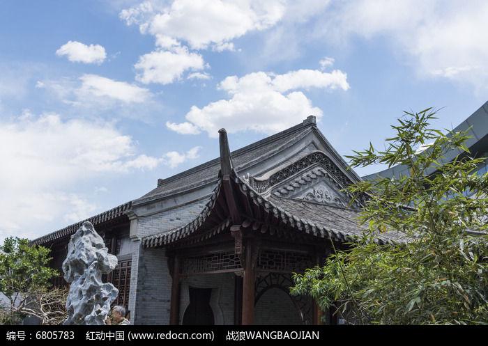 古代园林建筑图片