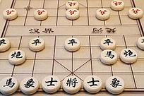 象牙雕中国象棋棋盘