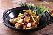 姜葱煎野生龙趸