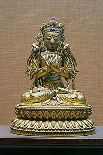 弥勒菩萨像