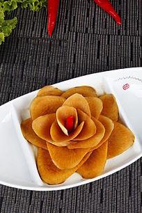 中国菜腌萝卜