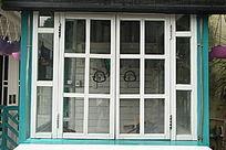中空艺术玻璃窗