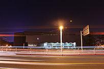 东莞会议大厦夜景