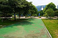 美丽的广场风景