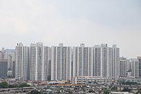 现代建筑居民楼