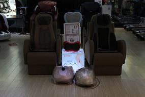 按摩座椅商品区