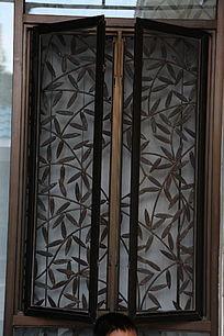 古典花叶窗花