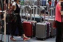 旅行箱商品区