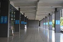 文化礼堂走廊