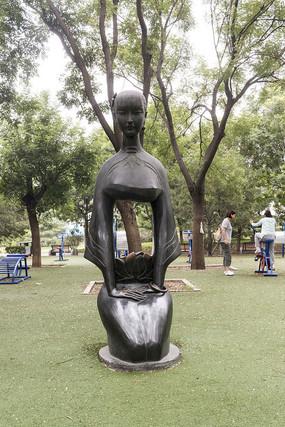 东方韵艺术雕像