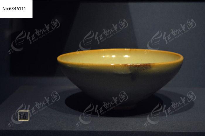 元代鈞窯大瓷碗高清圖片下載 編號6845111 紅動網