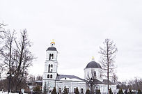 察理津诺庄园中的教堂