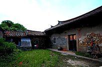 六鳌古镇民居小院