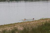 落水儿童救援