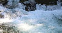 清澈的河流