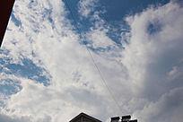 天空与天线