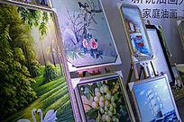 油画展示厅