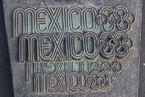 第十九届墨西哥城奥运会图标