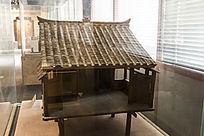 侗族戏楼建筑模型