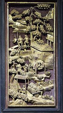 福建民间木雕
