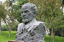 铜雕奥地利科学家佛洛伊德雕像