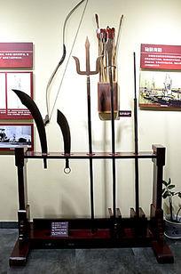 八旗子弟的单兵武器