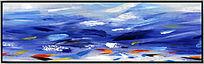 打印写真喷绘抽象油画高清图