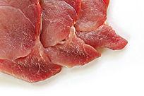 三块精瘦肉