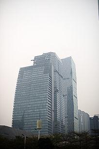 都市玻璃写字楼
