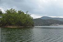 江河山色风景图片
