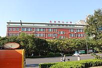 潍坊北关中心小学摄影图