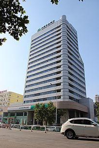 潍坊农业银行摄影图