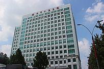 潍坊市中医院摄影图