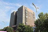 潍坊泰华红枕酒店摄影图