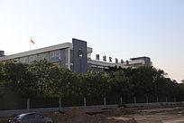 潍坊潍城实验中学摄影图