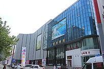 潍坊振华商厦摄影图