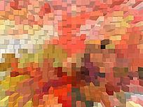 3d立体画 立体背景墙 现代风格