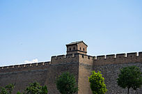 北大街城墙