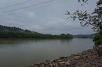 江河湖泊山水图片