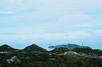 鹿西岛岛屿风光
