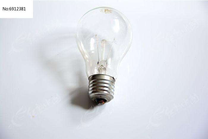 一个白炽灯图片