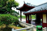 园林庭院建筑