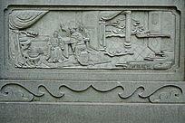 古代人物壁画