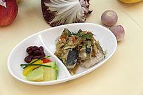 海南冬菜马鲛鱼