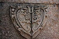花纹图案石雕