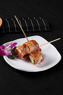 烤神户羊肉卷