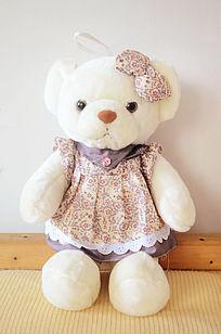 可爱的小熊布娃娃图片